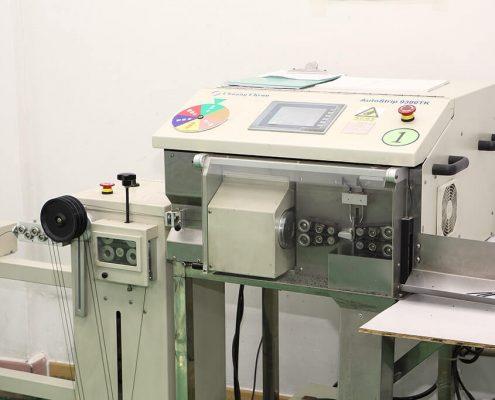 cutting wire machine