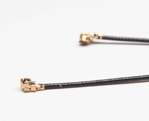 RF in Cable Coaxial Component 1.13 Black with IPEX Ⅰ to IPEX Ⅰ